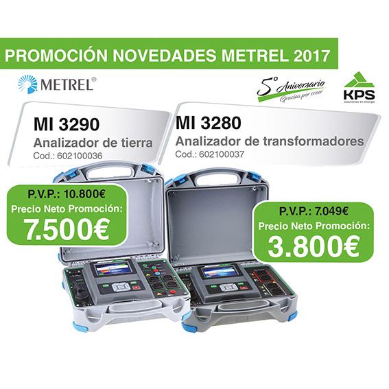 Promo_Novedades_Metrel
