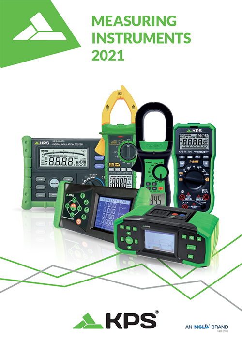 Measuring instruments catalogue