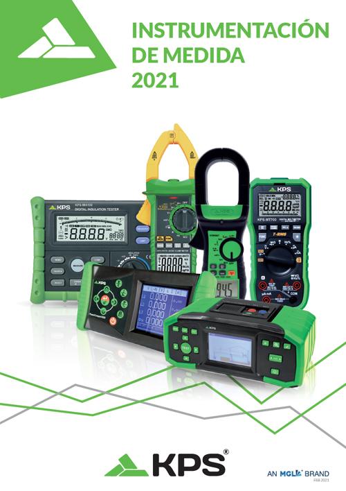 Catálogo instrumentación de medida
