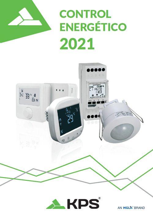 Catálogo control energético