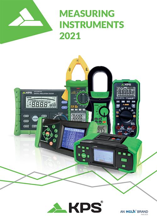 Measuring instruments catalogue